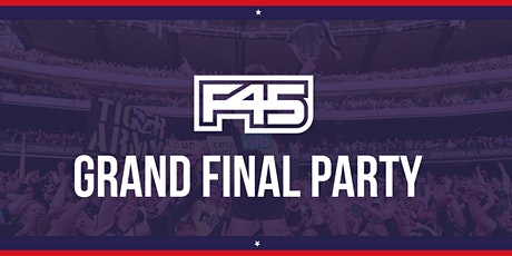 F45 'Grand Final' Party tickets