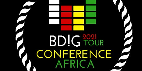 Pre-Launch BD!G 2021 Conference tickets
