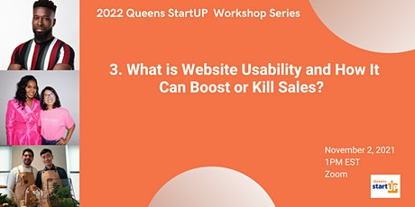 What is Website Usability and How it Can Boost or Kill Sales? Tickets