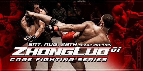 Zhong Luo Cage Fighting Series 02 tickets