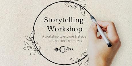Storytelling Workshop tickets