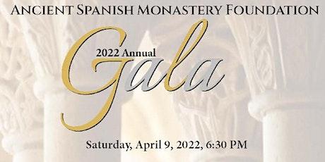Ancient Spanish Monastery Foundation Gala tickets