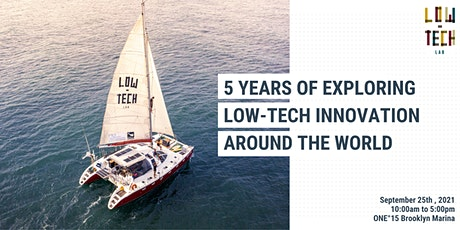 Tour a Floating Laboratory & Learn Low-tech Sustainable Solutions tickets