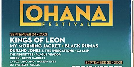 Ohana Music Festival September 24th tickets