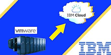 Hosting VMware on IBM Cloud boletos