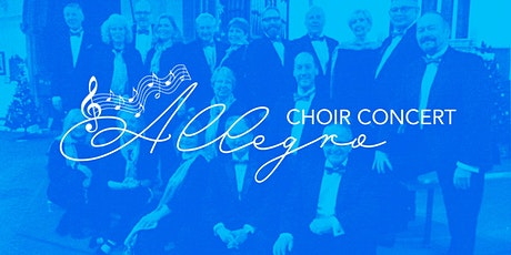 Allegro Choir Performs at St John's Southend tickets