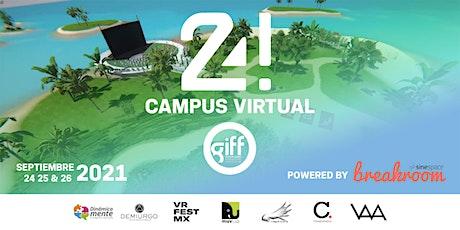 Campus Virtual GIFF boletos