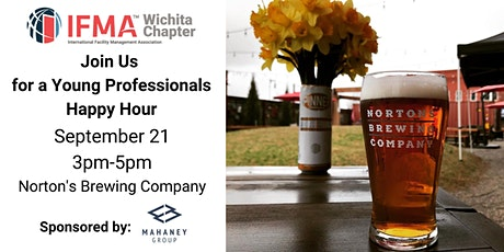 IFMA Wichita September 2021 -  Young Professionals Happy Hour tickets