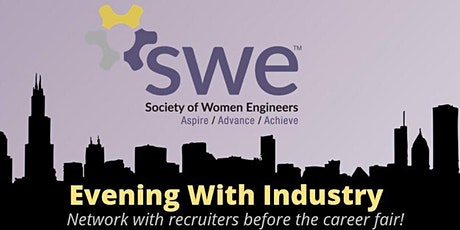 CSU SWE Evening with Industry - RECRUITER Registration tickets