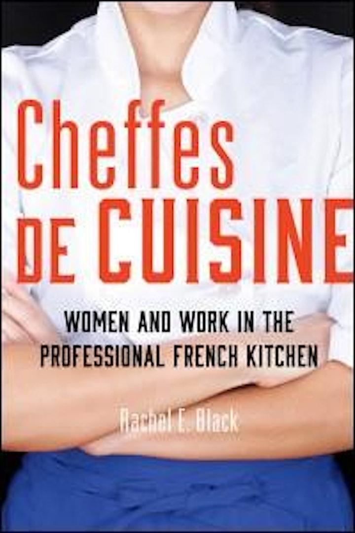 Pépin Lecture: Cheffes de Cuisine image