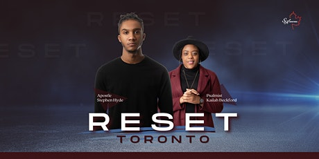 RESET - Toronto tickets