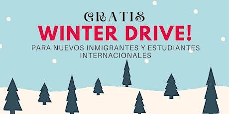 Winter Drive tickets