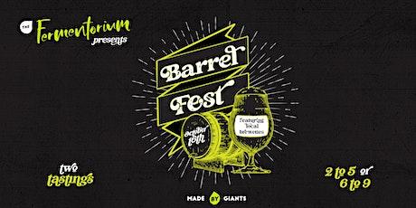 Barrel Fest 2021 + Coolverine Bottle Release tickets