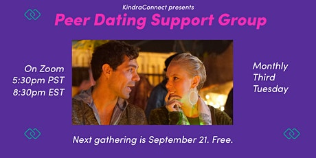 Peer Dating Support Group tickets