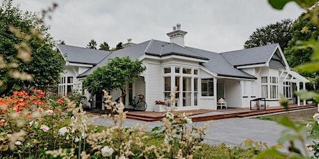 Te Whare Waiutuutu Kate Sheppard House Entry - September tickets