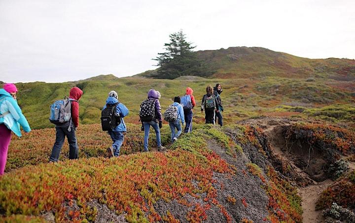 NatureBridge Marin Headlands Family Hikes image