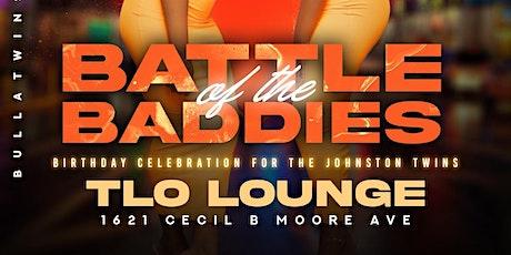 Battle of the Baddies: Johnston Twins Birthday Celebration tickets