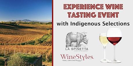 Experience Wine Tasting tickets
