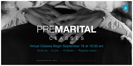 Marriage Ministry: Premarital Classes tickets