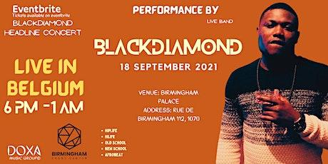BlackDiamond - Live Concert tickets