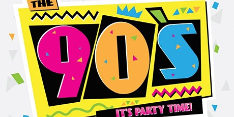 Throwback to the 90's Party tickets