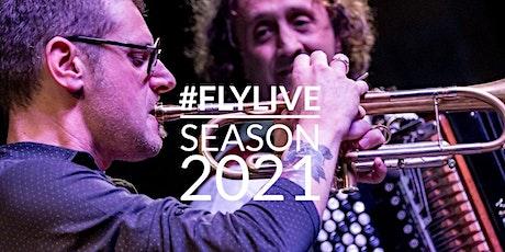 #FlyLive 2021 | Face To Face | Live Fabrizio Bosso & Luciano Biondini biglietti