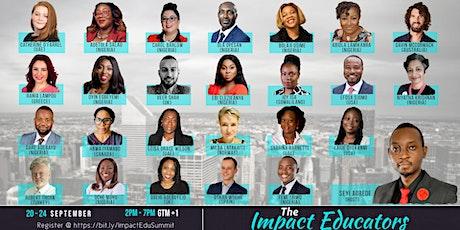 The Impact Educators Summit 2021 tickets