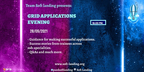 GRID applications evening tickets