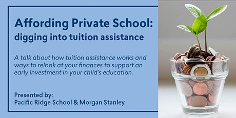 Affording Private School: digging into tuition assistance tickets