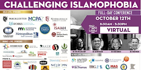 4th Annual Challenging Islamophobia Conference - A Full-Day Event tickets