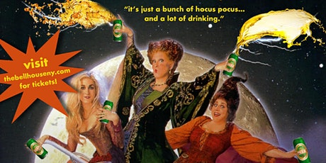 A Drinking Game NYC presents Hocus Pocus tickets