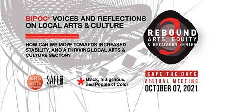 BIPOC Voices & Reflections on Local Arts & Culture tickets