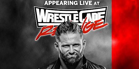 "Meet ""Always Ready"" Matt Cardona LIVE at Wrestlecade  Nov. 27th! tickets"