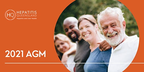 Hepatitis Queensland 2021 Annual General Meeting tickets