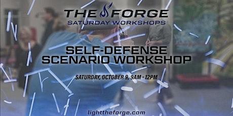 Self-Defense Scenario Workshop tickets
