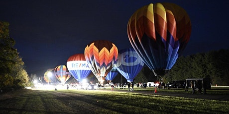 The Spooktacular Hot Air Balloon Festival and Carnival, Lehigh Valley tickets