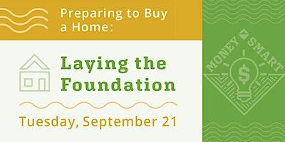 WEBINAR:  Laying the Foundation