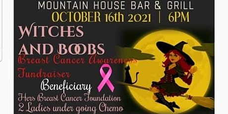 Witches and Boobs tickets