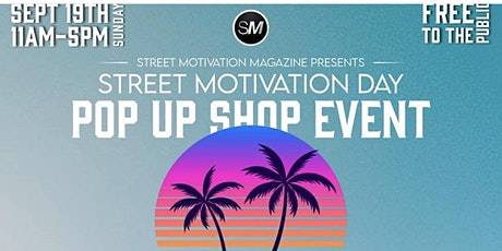 Street Motivation Day tickets