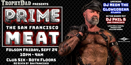 PRIME - The San Francisco MEAT - Tickets available at the door tickets