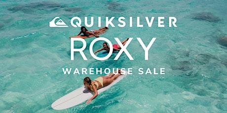 Quiksilver + Roxy Warehouse Sale - Santa Ana, CA tickets
