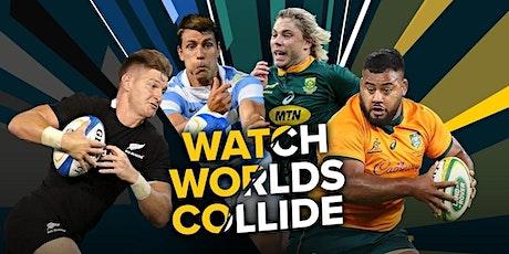 Wallabies V Argentina   All Blacks V Springboks - Double Header tickets