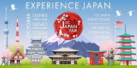 OC Japan Fair 2021 tickets