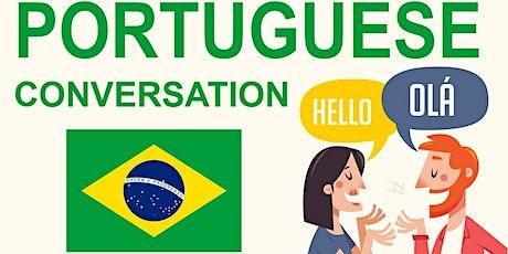 Portuguese Conversation Group bilhetes