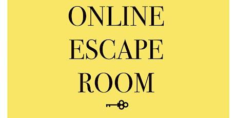 Connect Queer Event: Online Escape Room ingressos