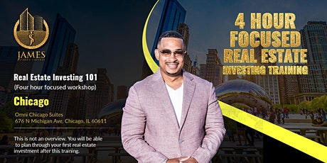 Real Estate Investing Four Hour Workshop -  Chicago tickets