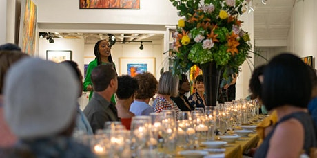 Exhibition dinner and dialogue (the history of African American cuisine) tickets