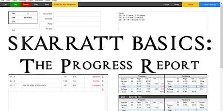 Skarratt Basics: The Progress Report tickets