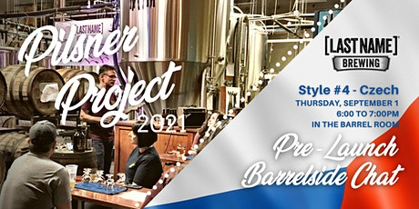 Pilsner Project 2021 Czech-Style Pre-Launch Tasting tickets