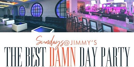 Best Damn Day Party w/ Select Liquor Open Bar at Jimmy's NYC tickets